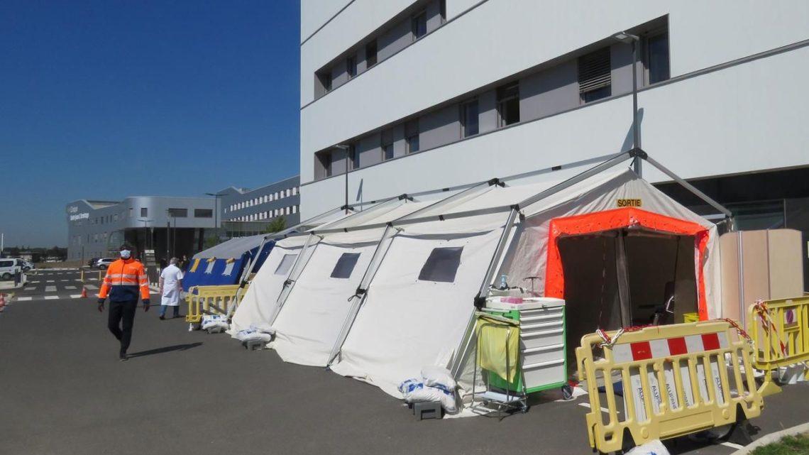 Seine-et-Marne : l'hôpital de Melun ouvre un drive pour les tests