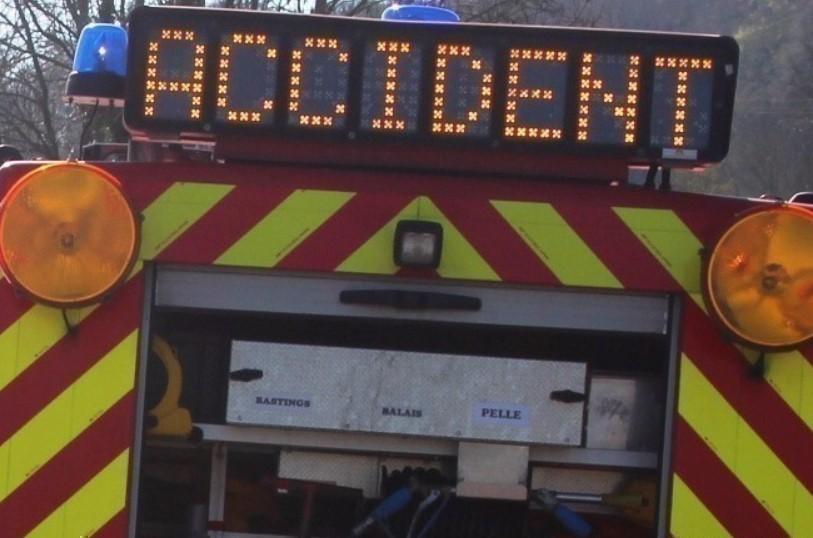 Seine-et-Marne. Un accident provoque d'importants bouchons sur la N104 à hauteur de Lieusaint
