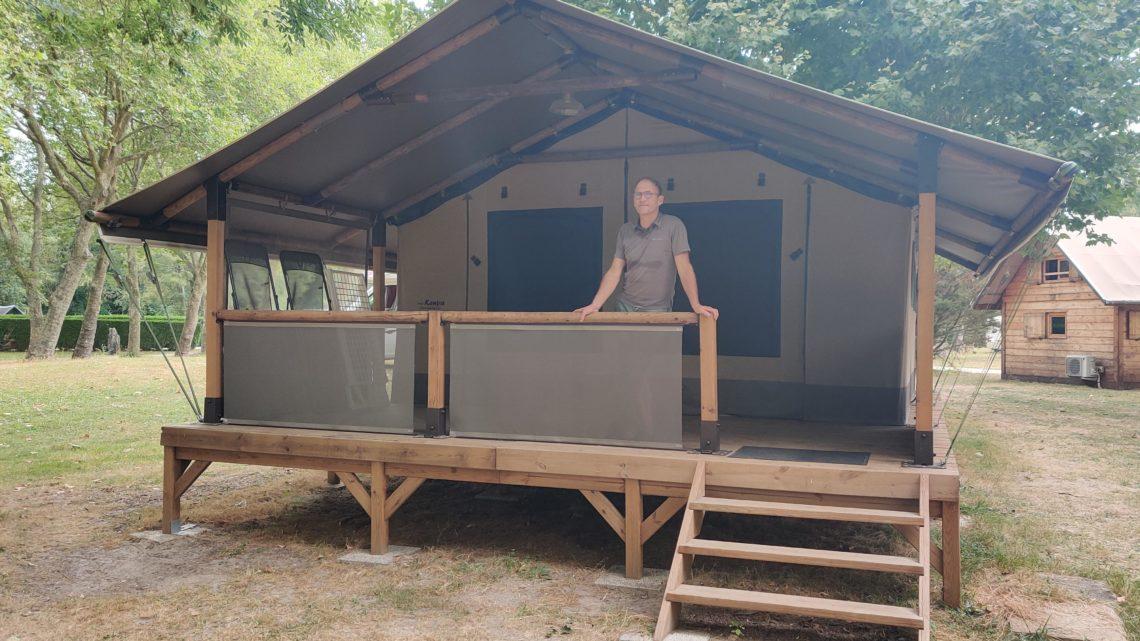 Seine-et-Marne. Le camping de l'Île de Boulancourt : entre silence et nature