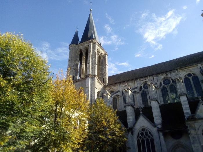Visite guidée de l'église Saint-Étienne Église Saint-Étienne  samedi 19 septembre 2020