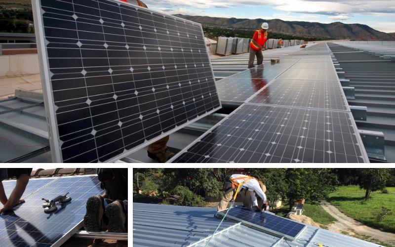 Devis Entreprise Panneaux Solaires Photovoltaïques à Guignes 77390