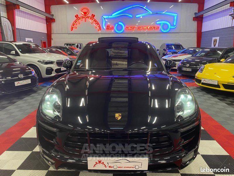 En Vente : Porsche Macan 3.0 SD GTS 258cv, 08/2015, 199.000km  au prix de 32.990 € TTC chez 60 SECONDES CHRONO