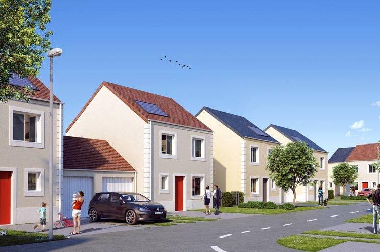 Hameau de Musset – Guignes – Programme immobilier maison neuve