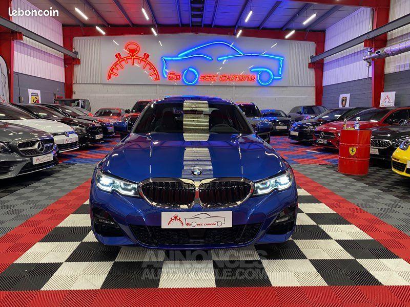 En Vente : BMW Série 3 SÉRIE M330i 258CV, 04/2019, 4.600km  au prix de 44.990 € TTC chez 60 SECONDES CHRONO