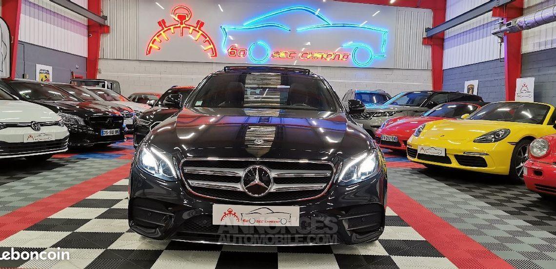 En Vente : Mercedes Classe E Mercedes-benz e220 d, 05/2018, 49.250km  au prix de 34.900 € TTC chez 60 SECONDES CHRONO